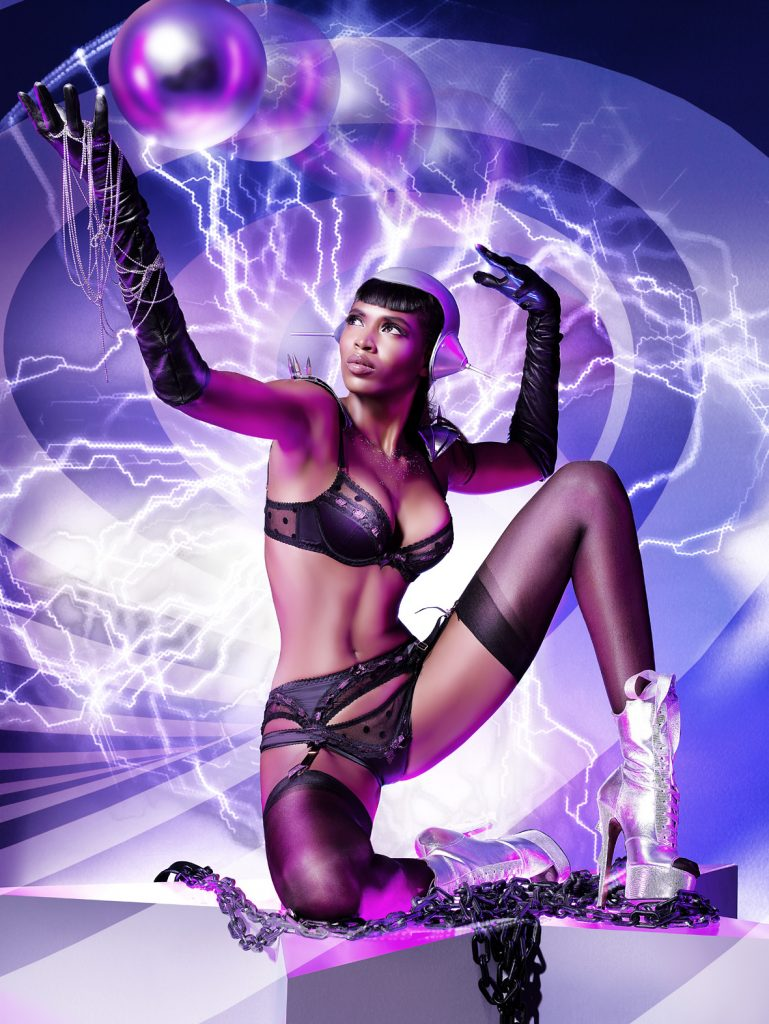 Agent Provocateur 2009 - Superheroes, Superheroines, Comic Books