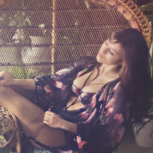 Agent Provocateur Spring/Summer 2012: Soft Focus Seduction