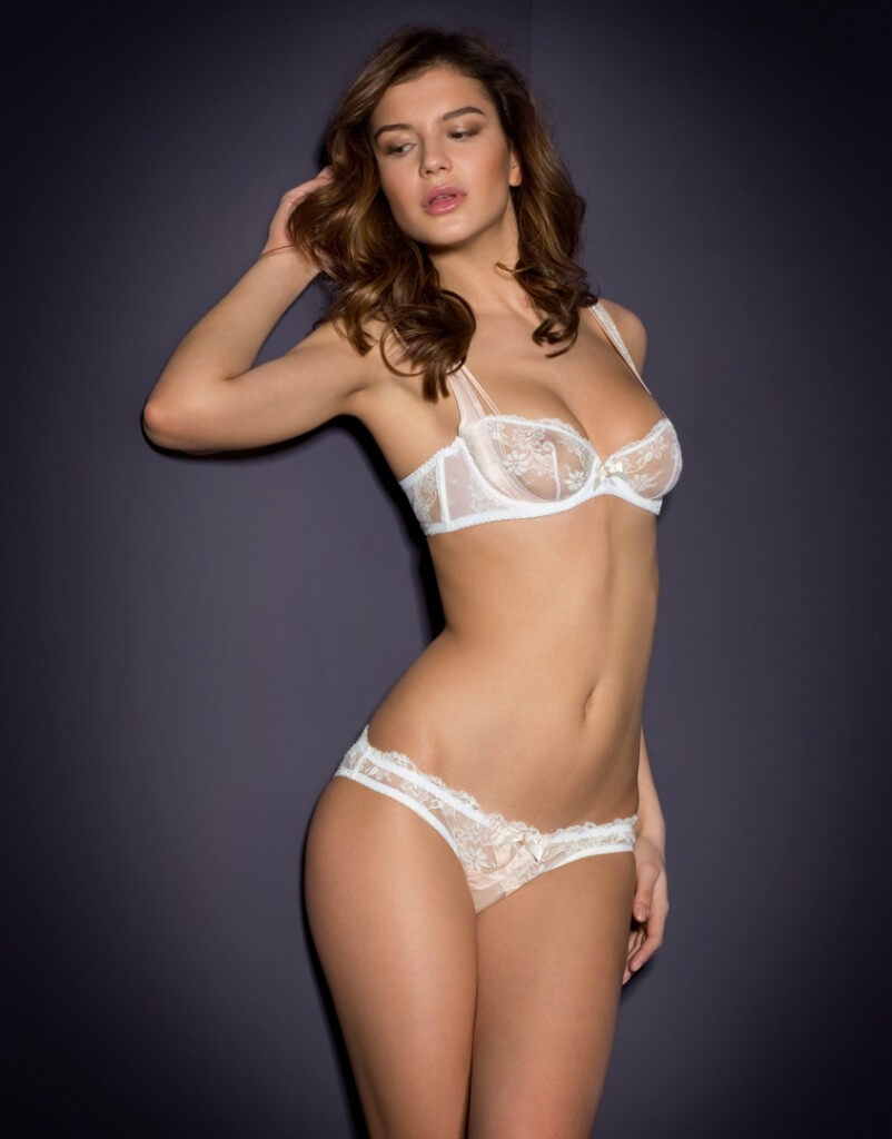 12 Looks from the Agent Provocateur Sale for  120 or Less  b8df94234