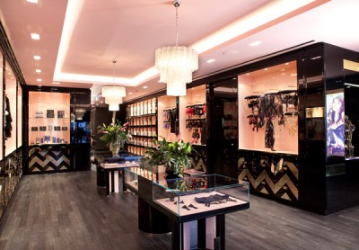 Agent Provocateur's Madrid boutique