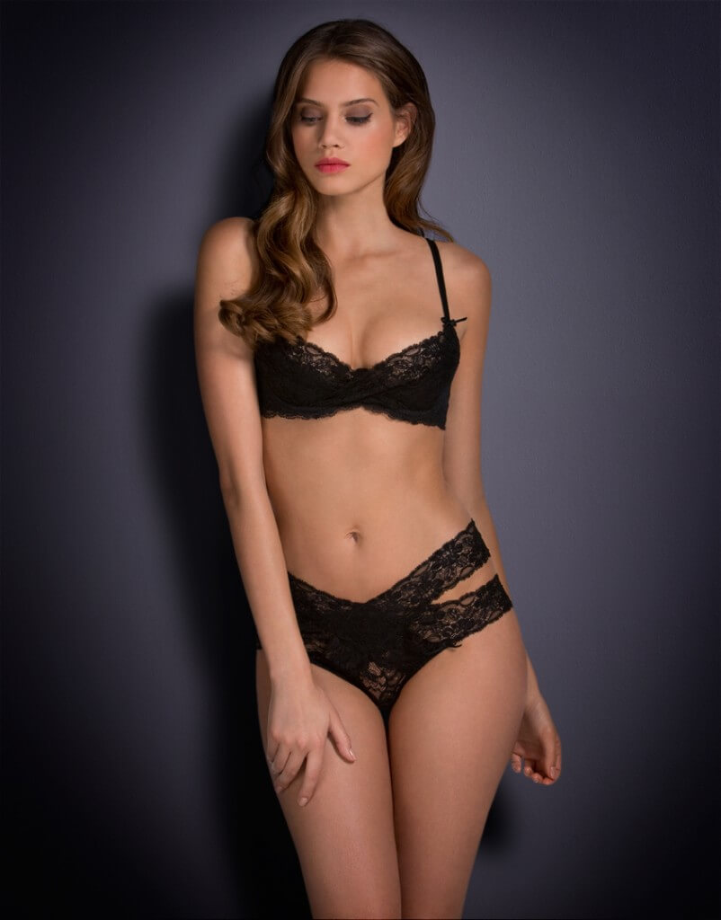 b0fcd95abe 12 Looks from the Agent Provocateur Sale for  120 or Less