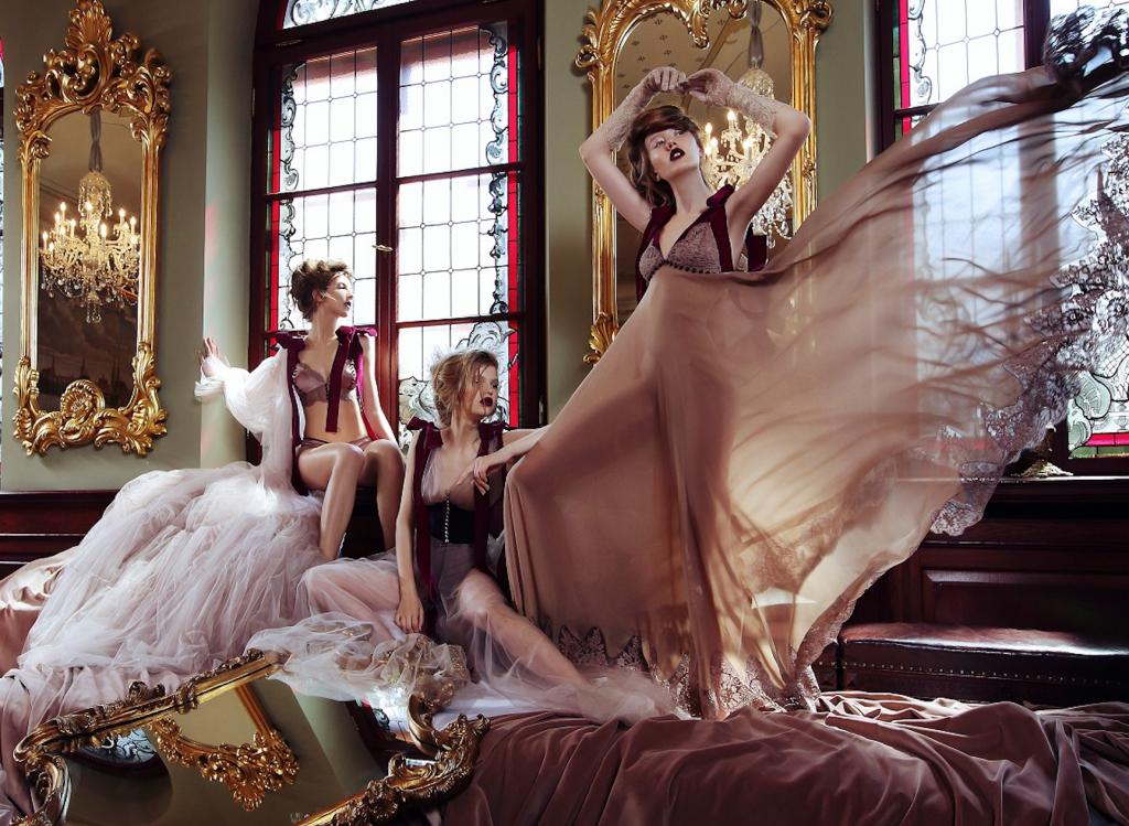 Best Lingerie Brands of 2017 ~ Best Luxury: Amoralle