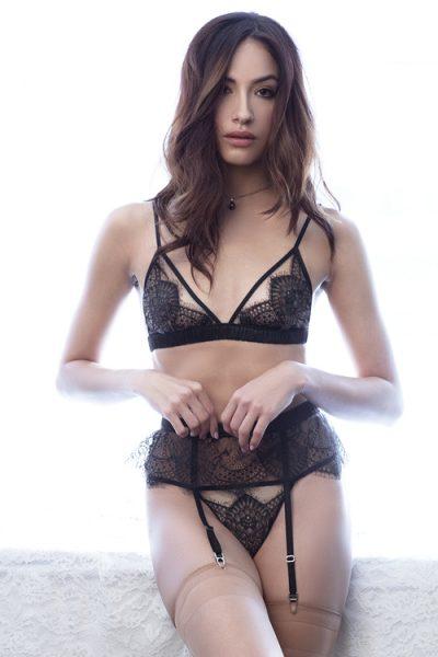 Angela Friedman Giselle Bralette