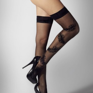 Lingerie of the Week: Giles Deacon for Ann Summers 'Aphra' Hold ups