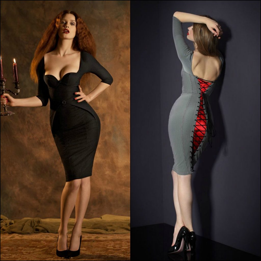 agent provocateur thora dress