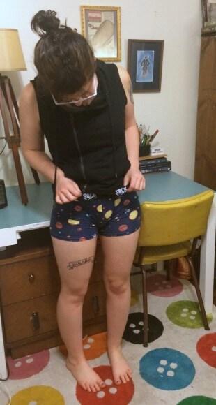 Planet Underwear by Sock It To Me.