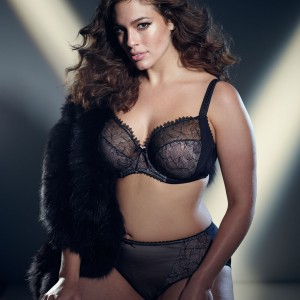 Lingerie of the Week: Ashley Graham for Addition Elle Embroidered Bra