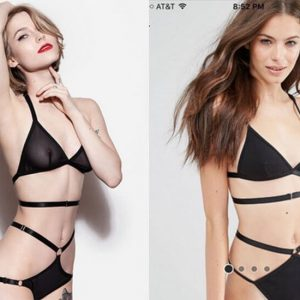 Did ASOS Steal From Hopeless Lingerie?: Talking Copyright and Lingerie Design