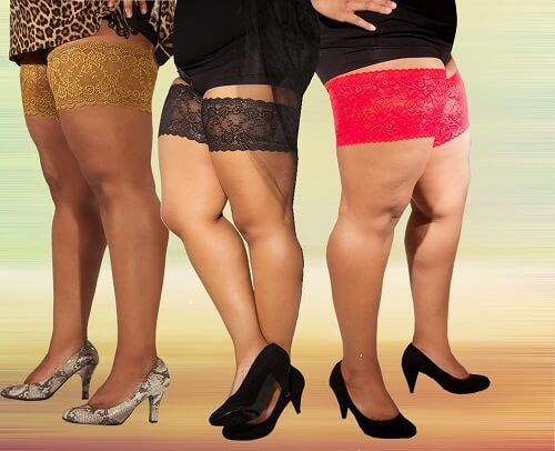 The company is also including diversity in its promotional images. Via bandelettes.com