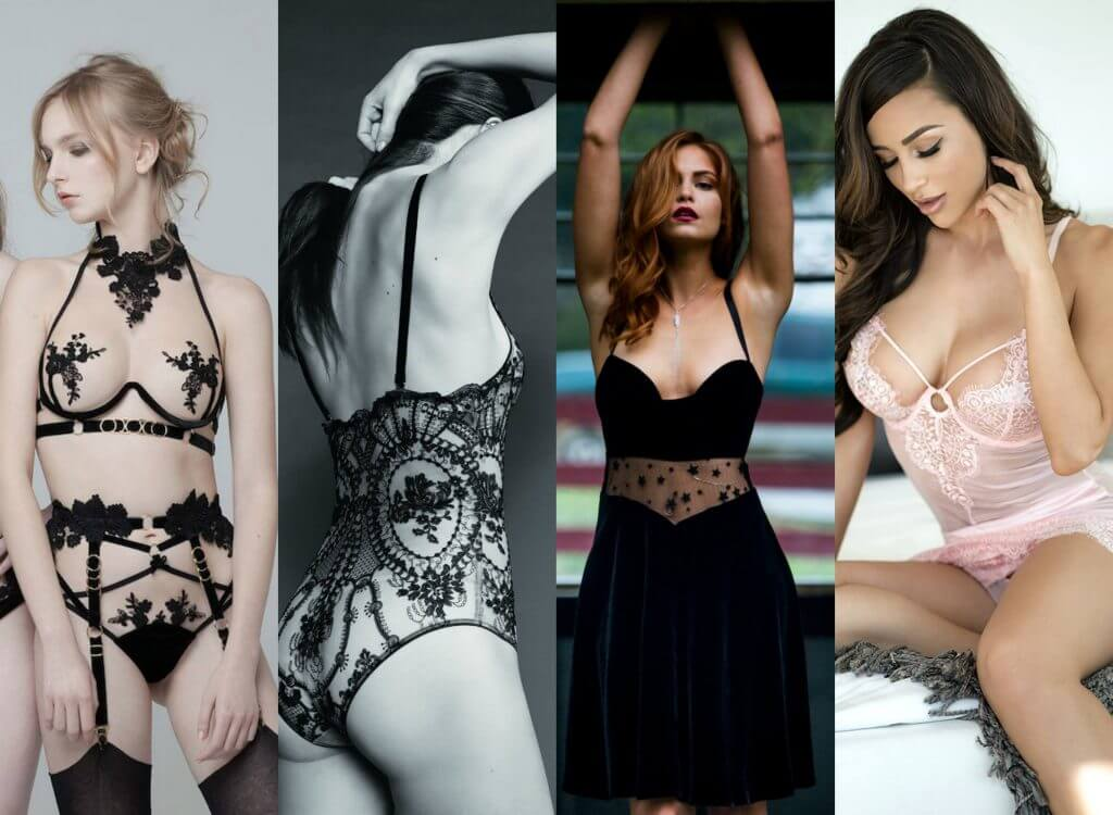 The Best Lingerie Brands of 2016 - Cristina Aielli, I.D. Sarrieri, Evgenia Lingerie, Yandy