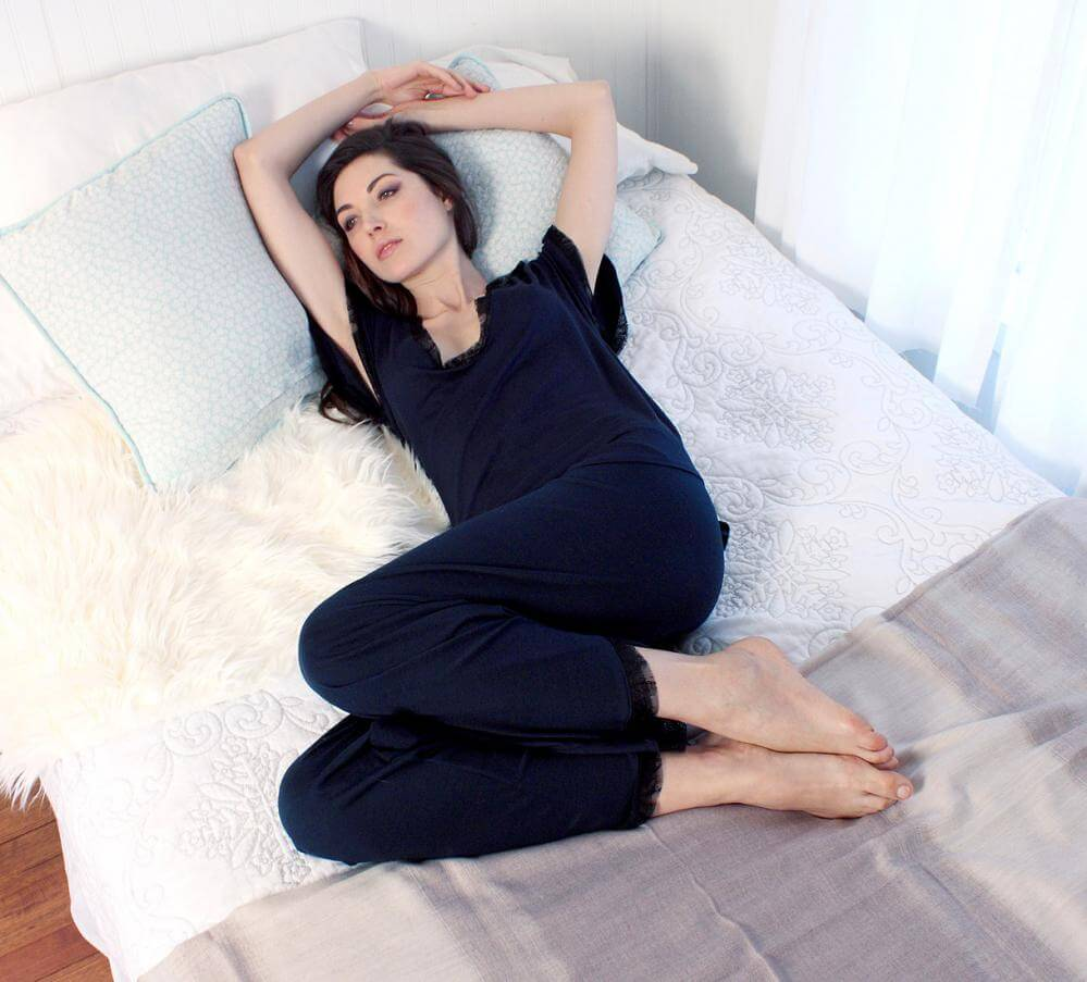 Best Loungewear: Between the Sheets