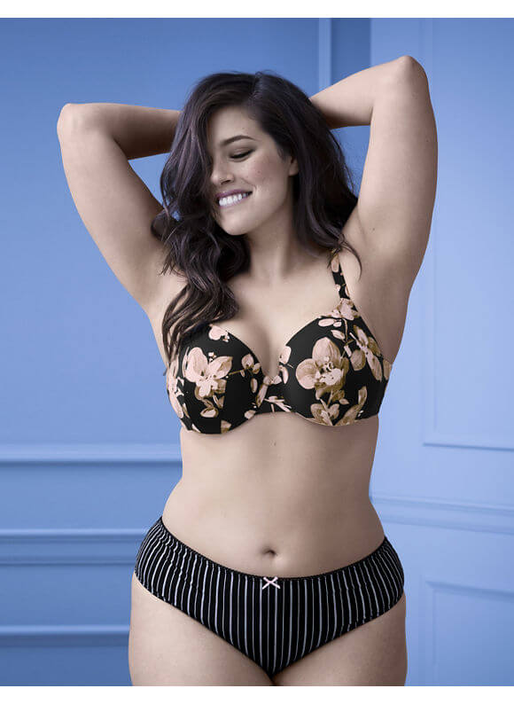 Body Essentials Balconette Bra by Lane Bryant  36C to 46DDD (US sizing)