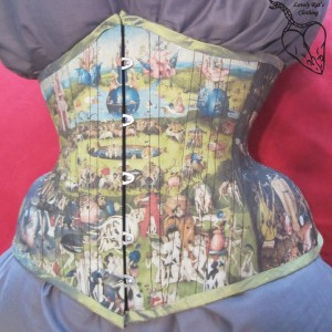 Corsets and Queerness: An Interview with Lovely Rats
