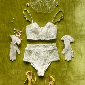 Ask the Addict: Pretty Longline Bras for the Wedding Day?