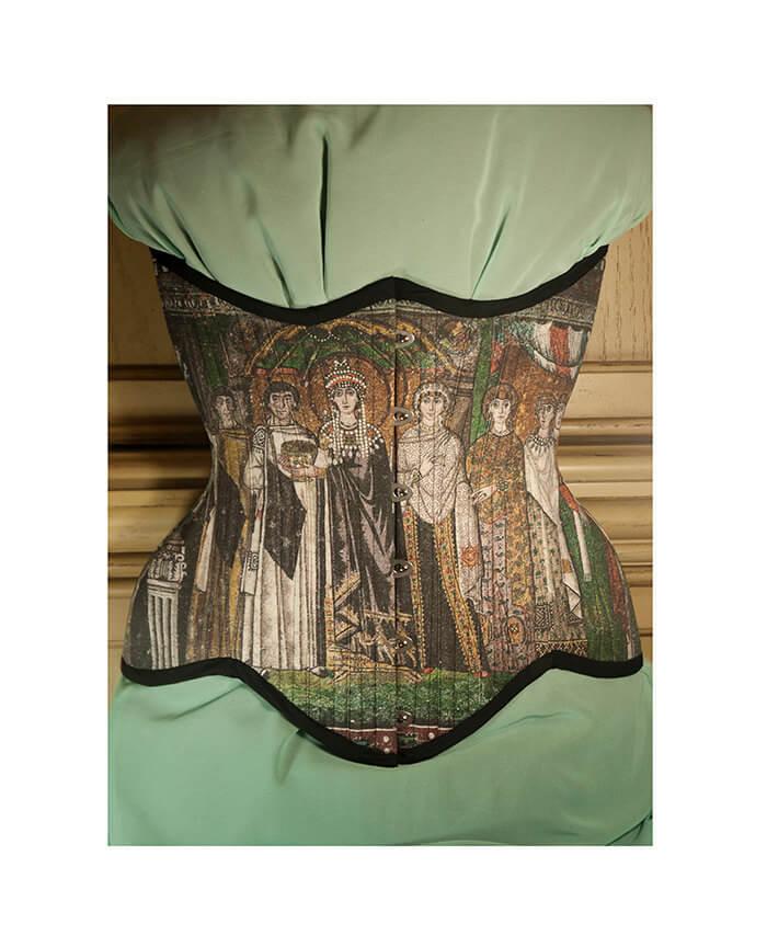 byzantine corset