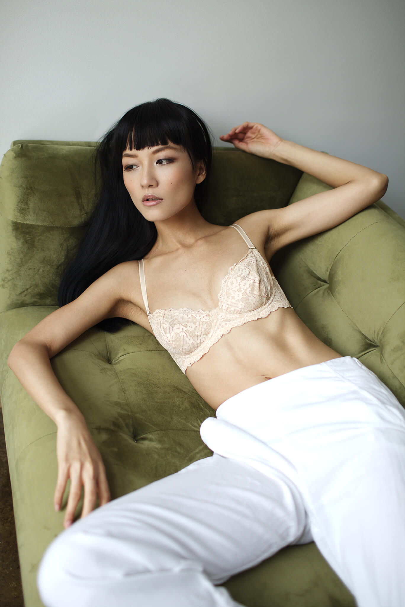 Alli Grimes how to start a luxury lingerie boutique: an interview with