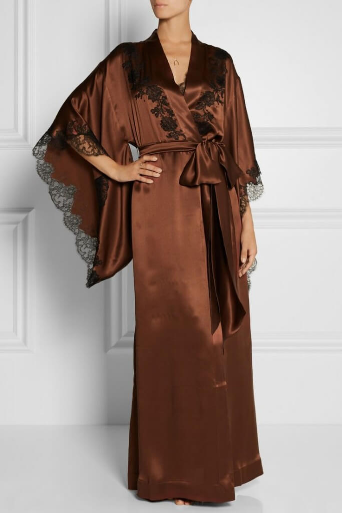 Carine Gilson Robe via Netaporter (discontinued)