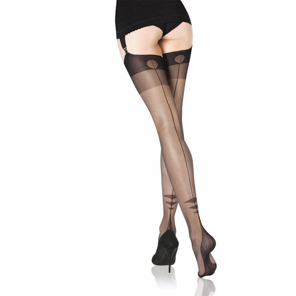 Cervin Swing Time Full Fashioned Stockings