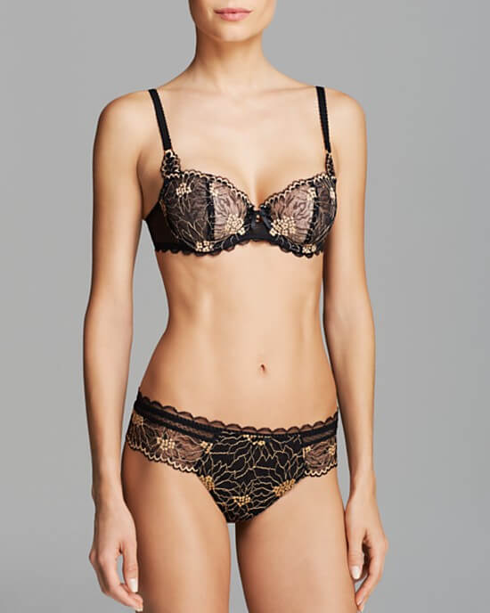 152831d1e079f chantelle opera bra panty. Today s Sale Lingerie of the Week ...