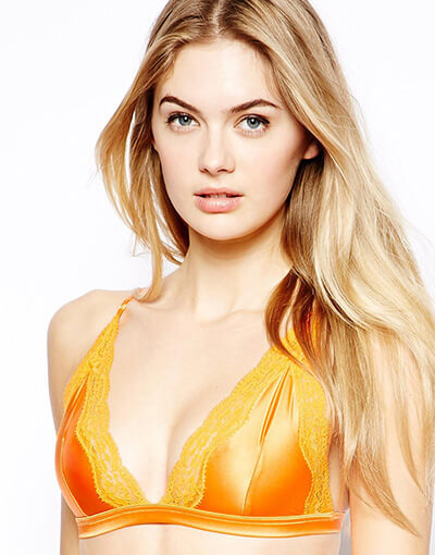 Clara Whispering Bra by Stella McCartney - $159.96