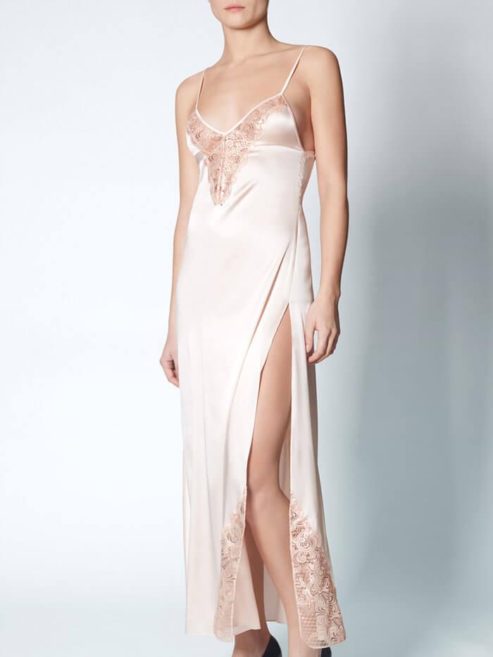 Coco de Mer Althea Silk Gown - $564.76