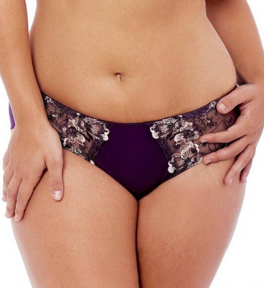 Creme Bralee Colette Panties.  Size M to 6X