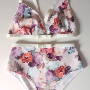 Lingerie of the Week: ColieCo Lottie Soft Cup Bra & High Waist Knicker