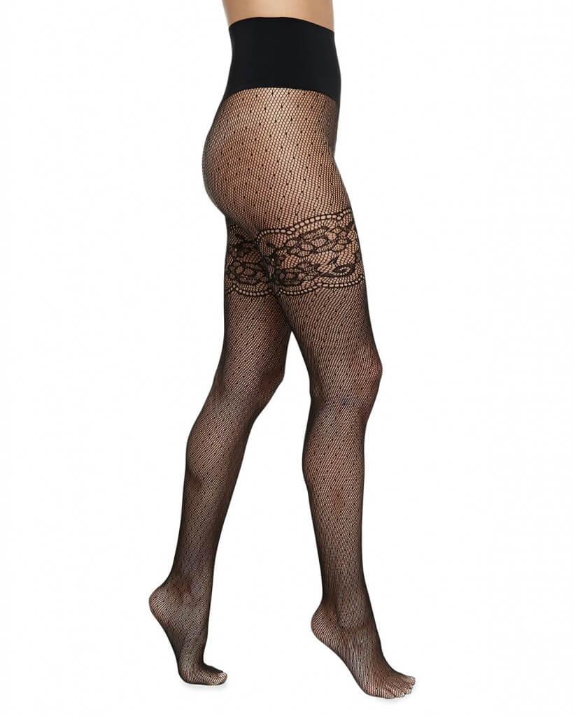 Commando Heidi Faux Fishnet Thigh Thighs - $34.00