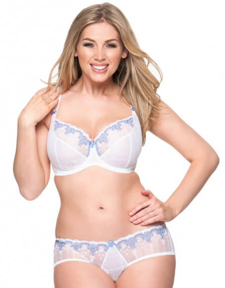 Romance Balconette Bra by Curvy Kate  Limited sizes available