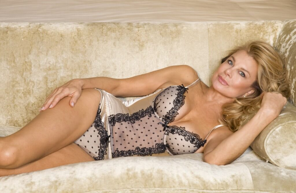 Lingerie for mature women