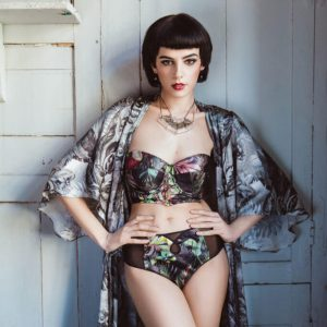 Silk Pursuits: Department of Curiosities Lingerie & Nightwear