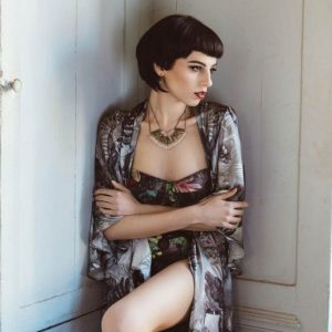 Silk Pursuits: Department of Curiosities Lingerie & Nightwear