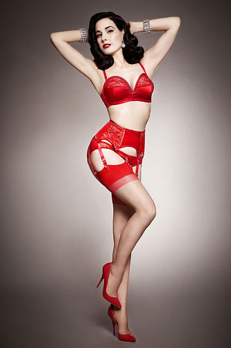 Dita Von Teese Lingerie Her Sexcellency