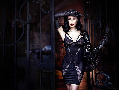 Dita Von Teese Lingerie Madame X