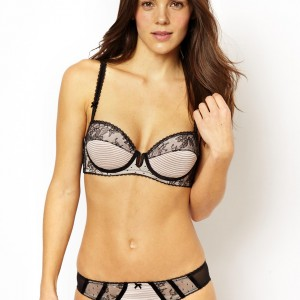 Sale Lingerie of the Week: Dita von Teese 'Parisienne' Underwire Bra & Brief Set