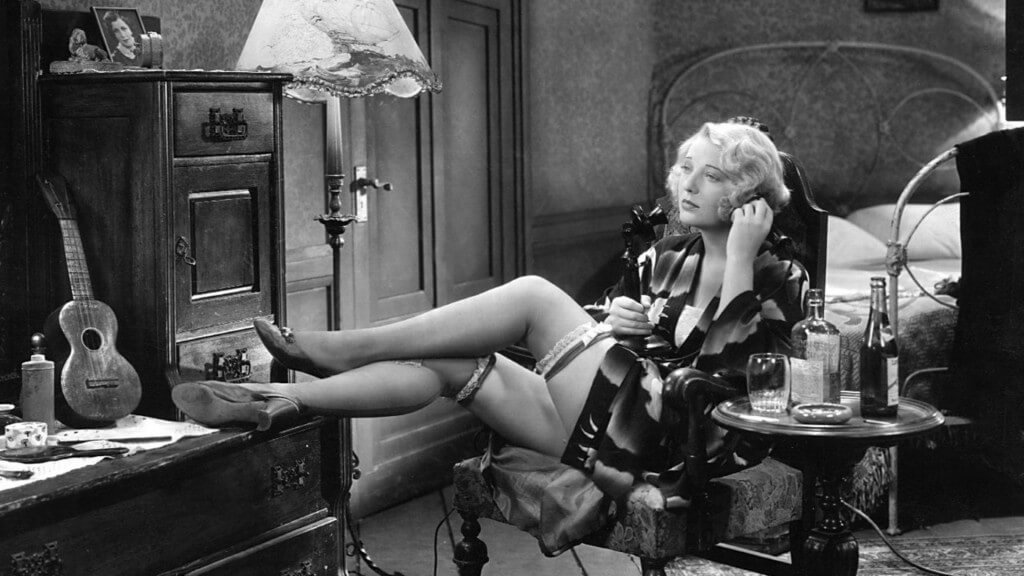 Safe in Hell (1931), Dorothy Mackaill.