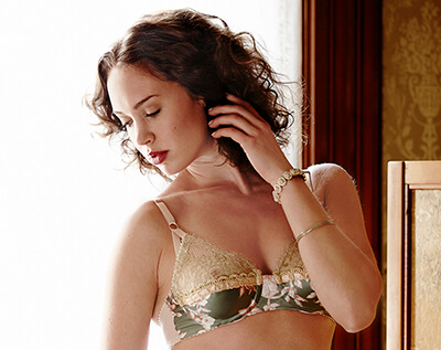 Florodora Girl Bra by Dottie's Delights - $195.00