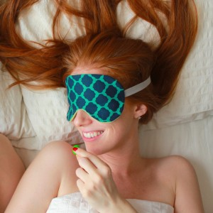 Boudoir Accessories: 12 Luxury Sleep Masks