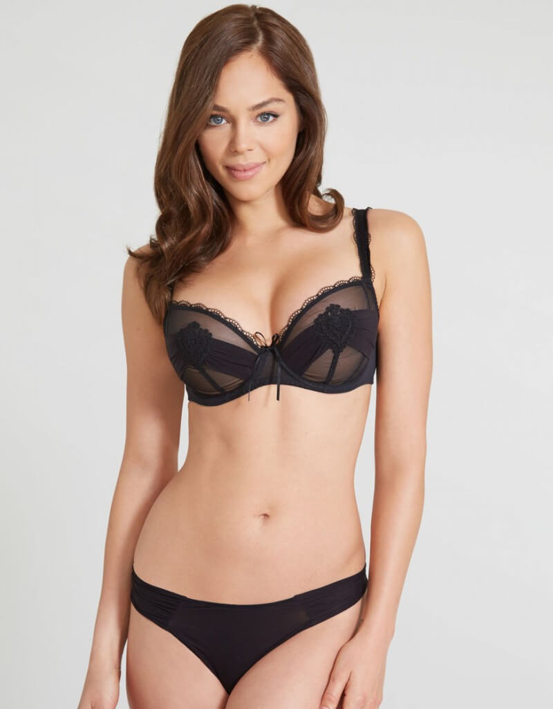 15 Black Full Bust Bras That Are Anything But Boring 2e78299cc