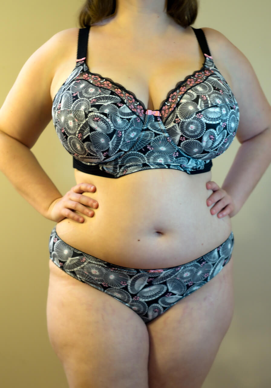 31d8a2d34 Longline Bras for H+ Cups  A Review of the Naoko Longline by Elomi