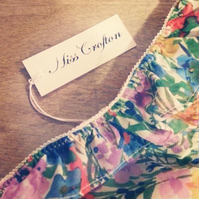 Flora Nuit featured brand Miss Crofton