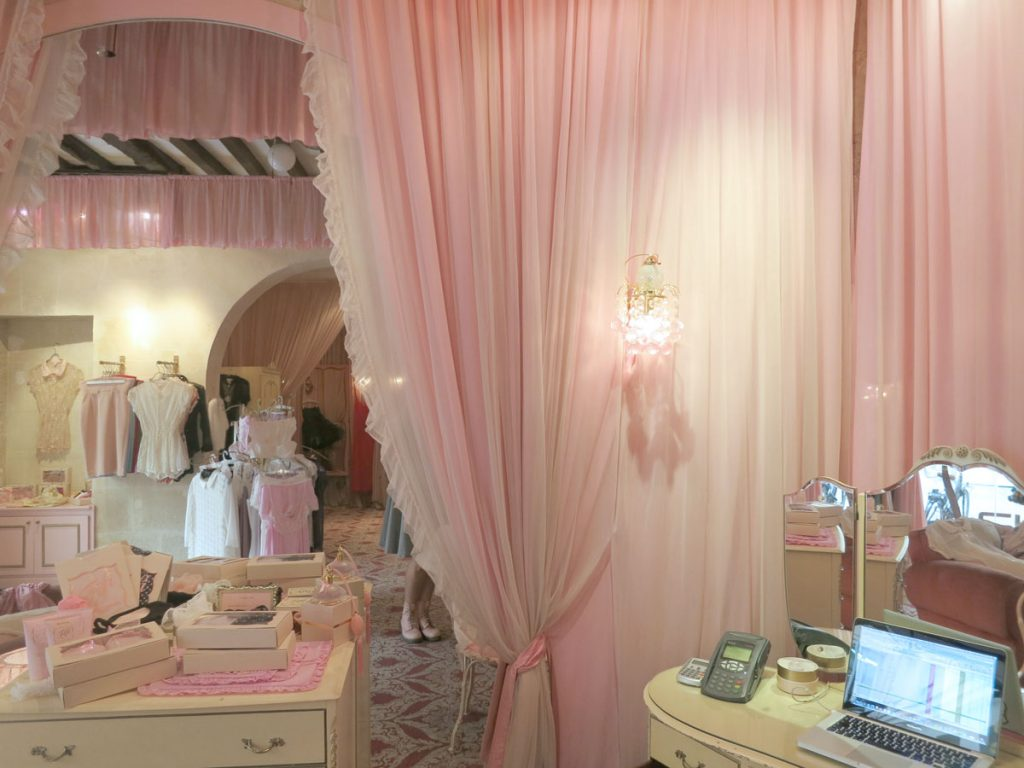 Fifi Chachnil French Boutique