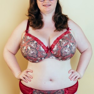 Polish Bra Review: Anna Pardal and Comexim