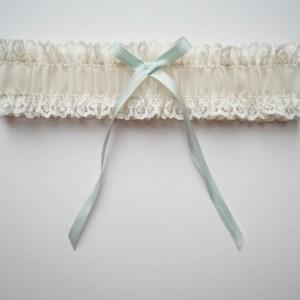 Wedding Week: Florrie Mitton Bridal Garters