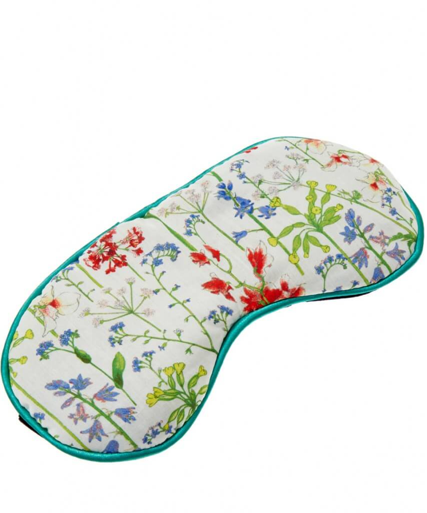 Flowers of Liberty 'Theodora' Liberty Print Eye Mask