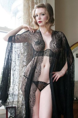 French Quarter Cocoon Wrap by Dollhouse Bettie
