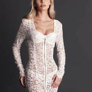 Lingerie Wishlist: Freolic Lingerie Grace Ivory Dress