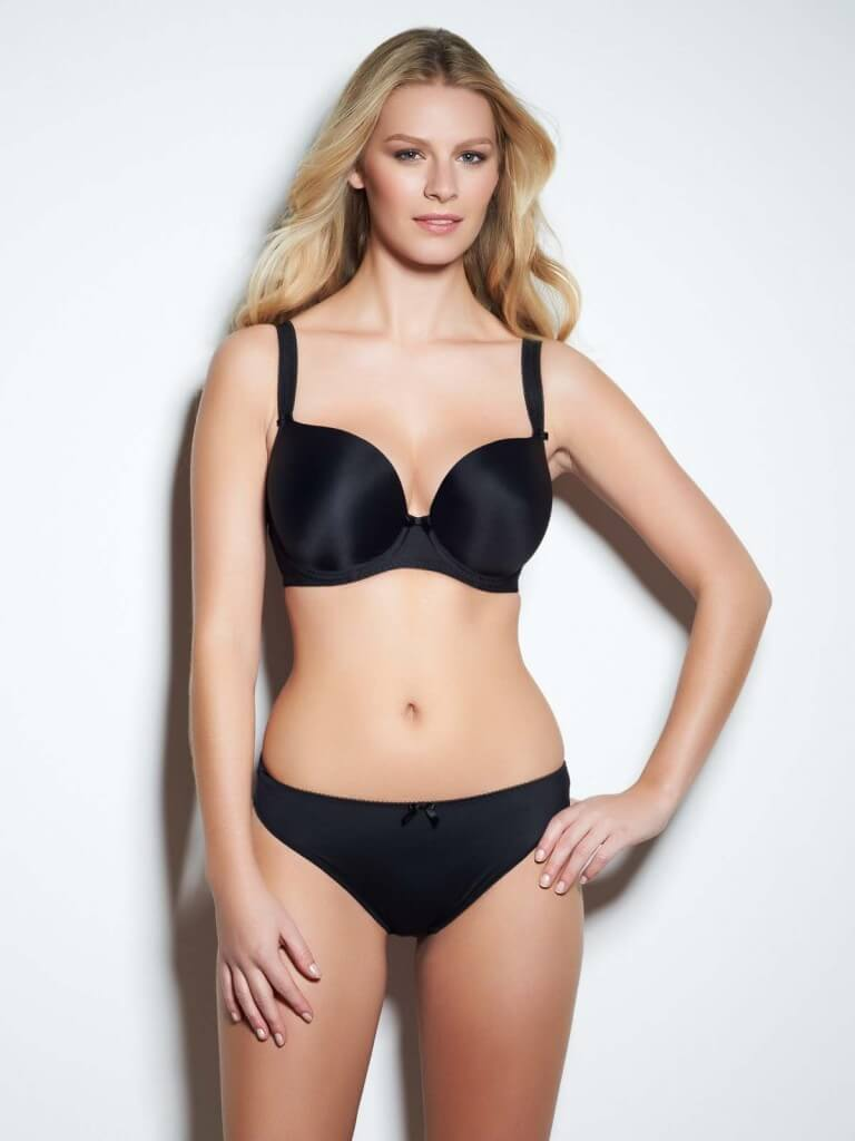 32b65a17b Freya produces bras in band sizes 28-40 and cup sizes B-K. freya deco black