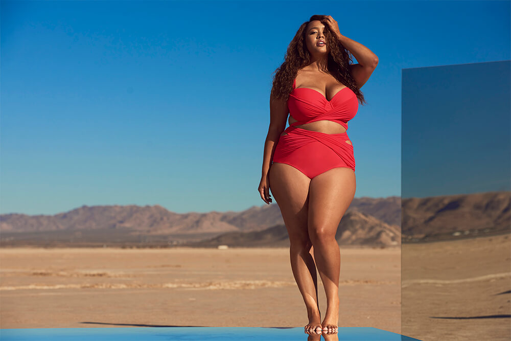 GabiFresh x Swimsuits for All 2017