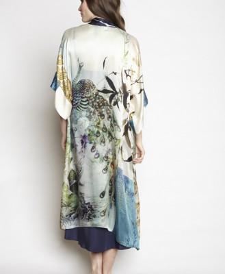Gatsby Kimono by Christine Lingerie